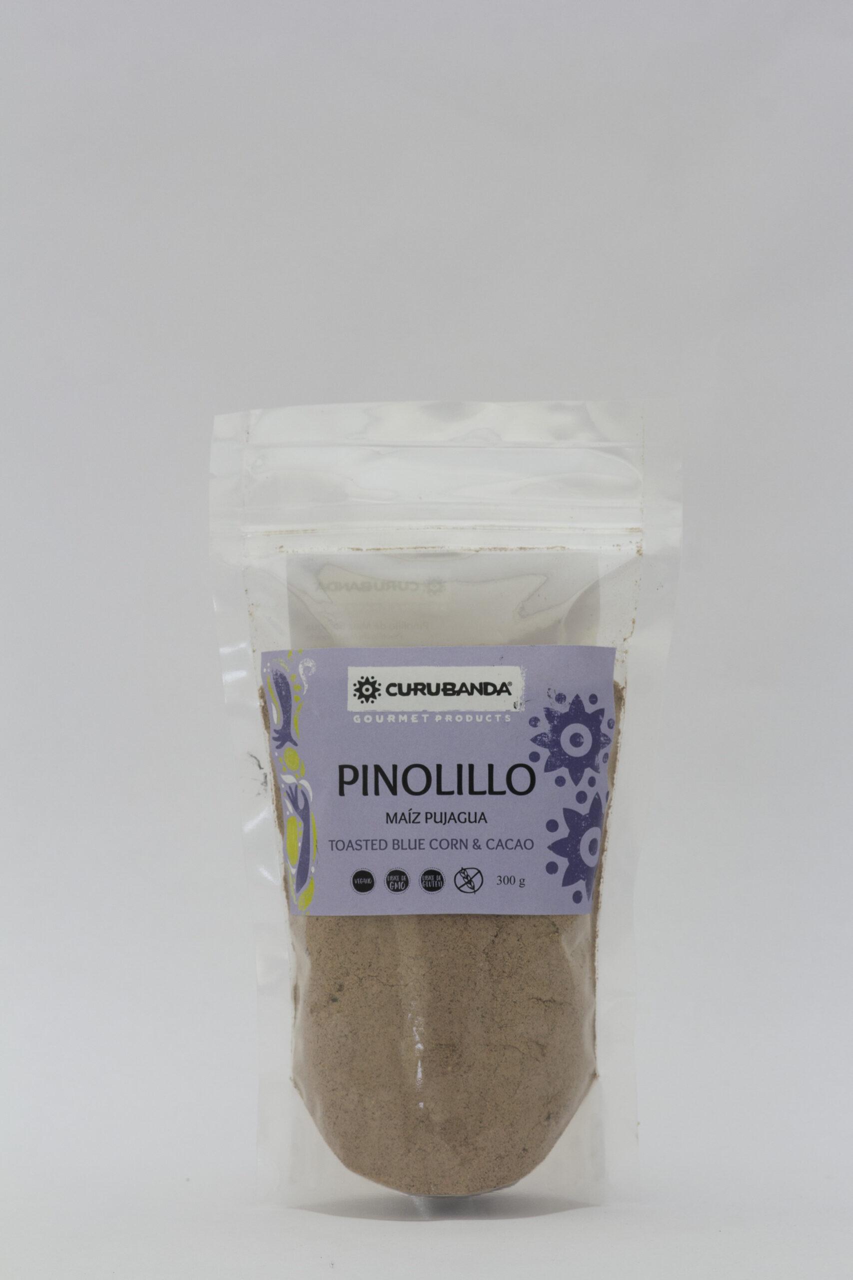 Pinolillo de Maíz Pujagua
